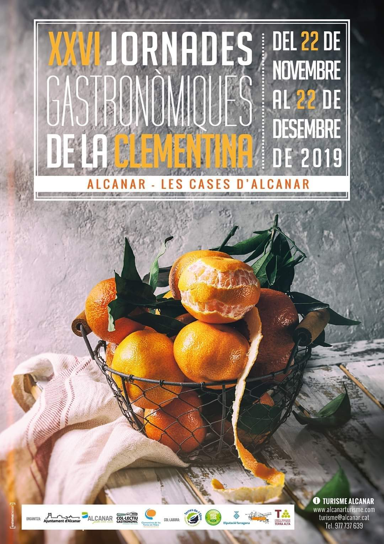 XXVI Jornades Gastronòmiques de la clementina