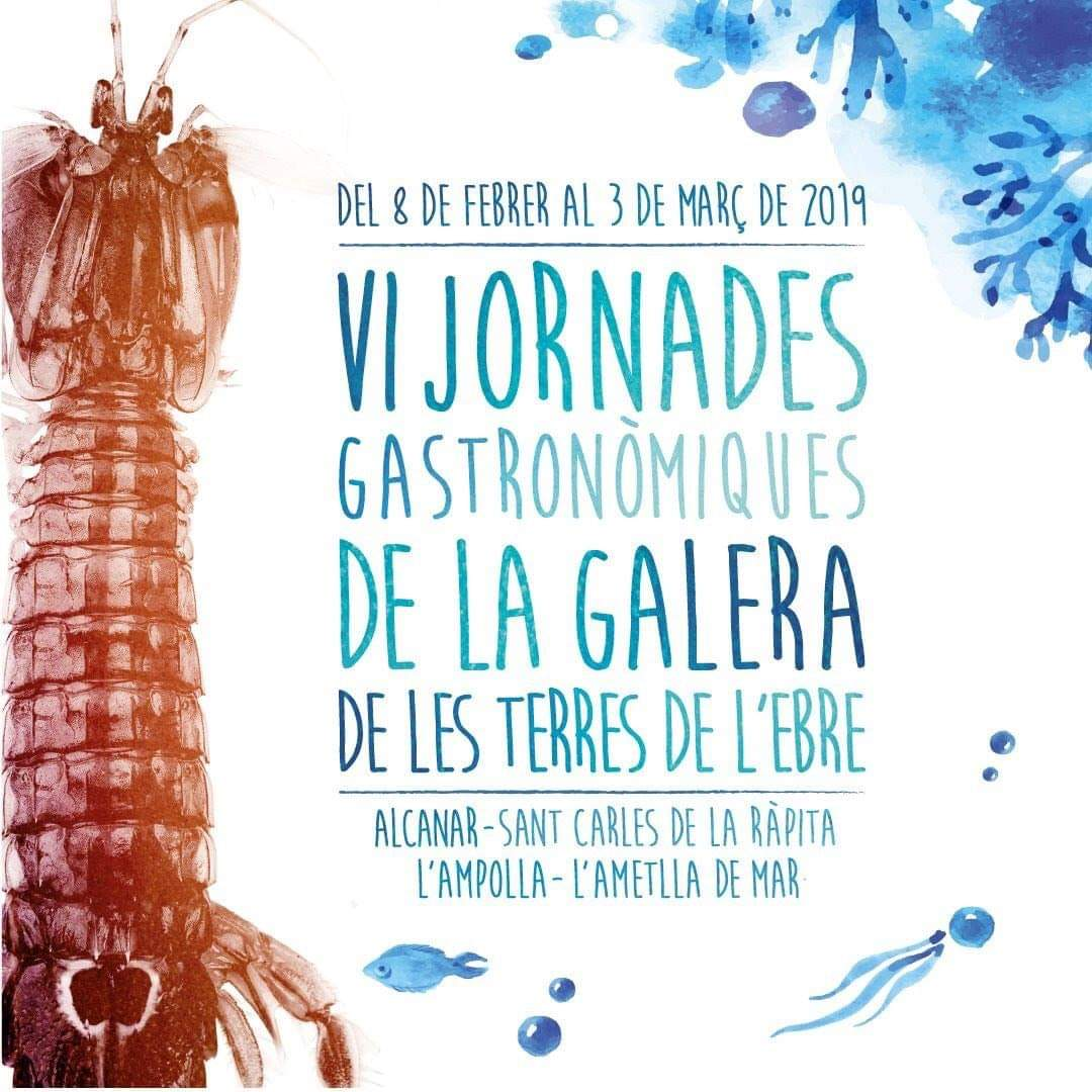 VI Jornades Gastronòmiques de la Galera