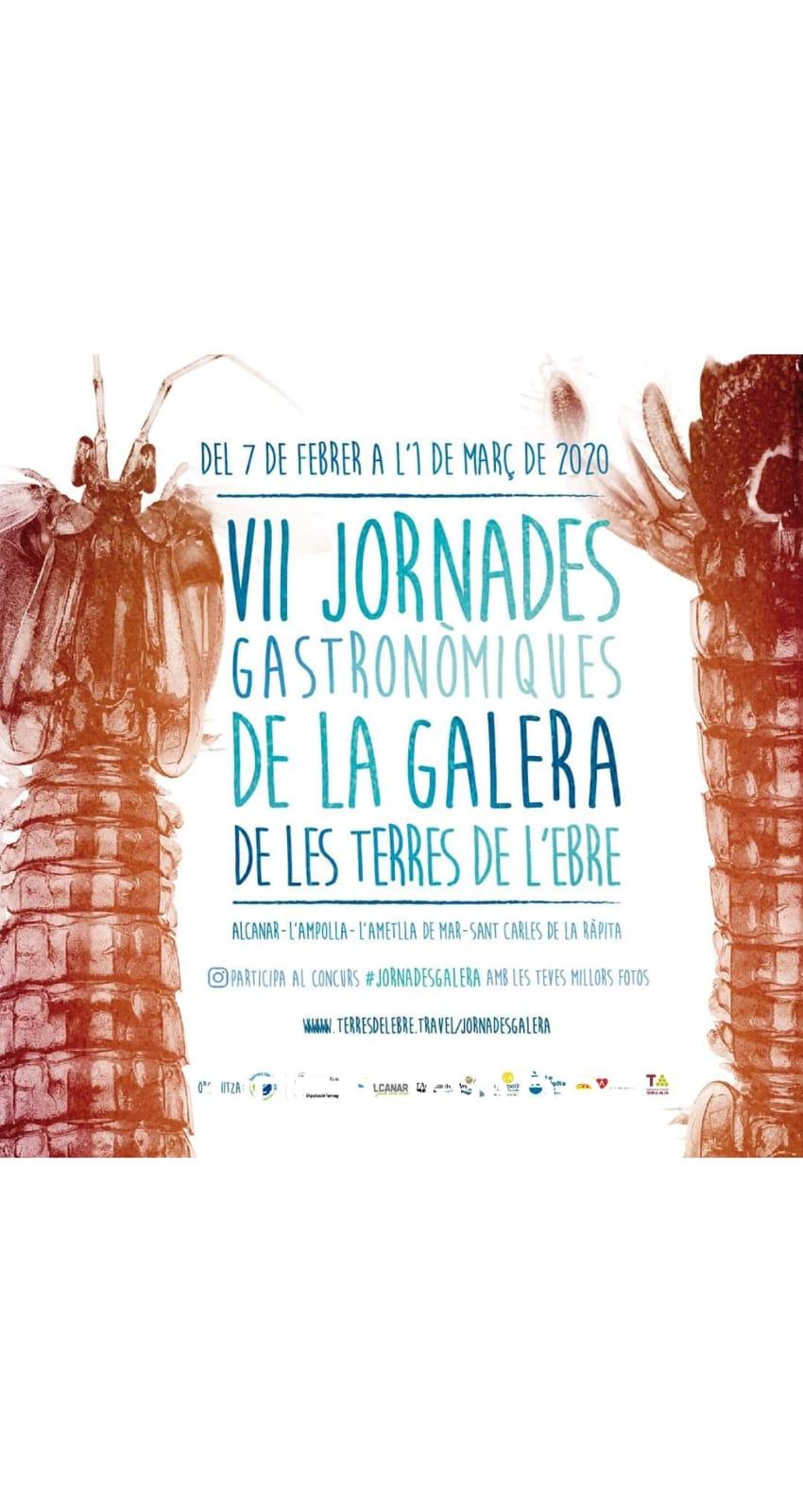 VII Jornades Gastronòmiques de la Galera  2020