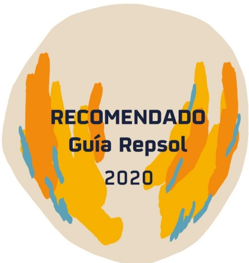 Recomanats per la Guia Repsol 2020!
