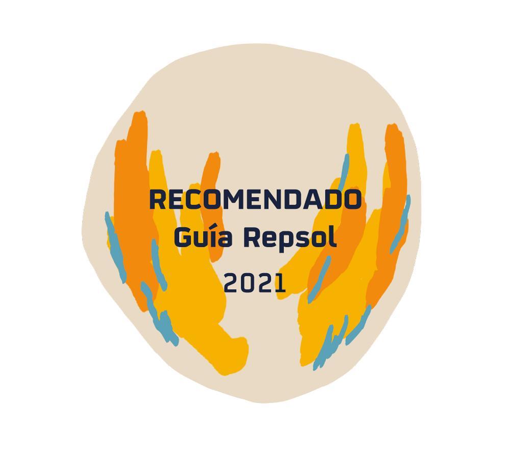 Recomanats per la Guia Repsol 2021!